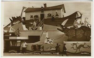 NOAH'S ARK, PLEASURE BEACH, BLACKPOOL - Lancashire Postcard