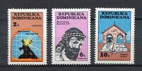 27948) Dominican Rep.1977 MNH New Holy Week 3v