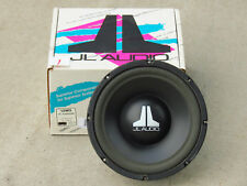 JL Audio 10W5-D4 Subwoofer - Dual 4 ohm voicecoils, very rare, several available