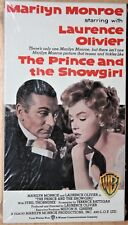 THE PRINCE AND THE SHOWGIRL (vhs) Marilyn Monroe, Laurence Olivier. NEW. Rare NR
