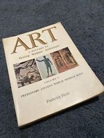 Art: A History of Painting, Sculpture, Architecture Vol 1 (Hartt, 1976,) Pre Own