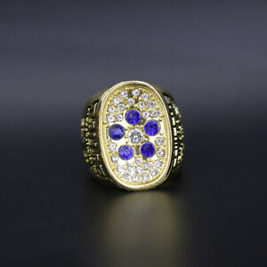 Roger Staubach -1978 Dallas Cowboys NFC Championship Ring with Wooden Box