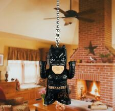 Dark Knight RISE BATMAN Ceiling Fan Pull Light Lamp Chain Decor K484 D