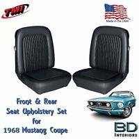 New Seat Covers Upholstery MGB 1970-72 Made in UK Headrests Autumn Leaf SC111K