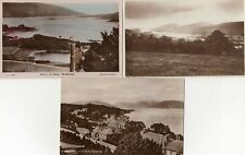 More details for 9 rothesay isle of bute pcs & 6 view lettercard af855
