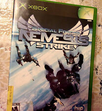 SPECIAL FORCES ; NEMESIS STRIKE--ORG. XBOX  GAME