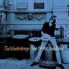 THE WATERBOYS OUT OF ALL THIS BLUE TRIPLO CD DELUXE EDITION NUOVO SIGILLATO