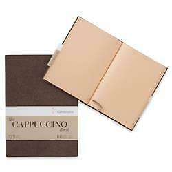 The Cappuccino Book By Hahnemüle Coloured Sketch Book Choose Your Size By One