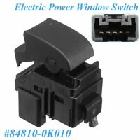 Electric Power Window Switch Control For Toyota Hilux Vigo 2004-2011 84810-0K010