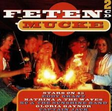 Feten Mucke (30 tracks) Stars on 45, Racey, Billy Idol, Kim Wilde, Gold.. [2 CD]