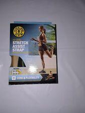 Golds Gym Stretch Assist Strap 12 Level