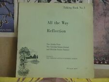 ALL THE WAY REFLECTION, TWO ARTICLES FROM CHRISTIAN SCIENCE JOURNAL LP XTV 94606