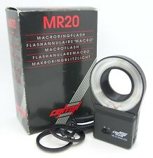 Centon MR20 Macro Ring Flash - Tested and Fully Working #4885
