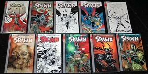 Spawn #200 (Cover A B C D E F / Variants / Finch / 2010 / NM) MULTI-LIST