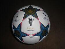 FIFA Classic 2013 UEFA Champions League Final Wembley Football Soccer Ball Sz 5