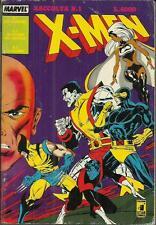 RACCOLTA X-MEN n° 1 [ 1 - 2 - 3 ] (Star Comics, 199?)