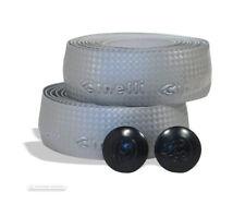 Cinelli CARBO Carbon Look Bicycle Handlebar Dropbar Drop Bar Grip Tape SILVER
