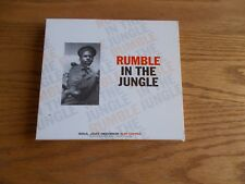 Rumble in the Jungle by Various Artists (CD, Apr-2007, Soul Jazz)