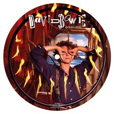 "David Bowie - Zeroes/Beat of Your Drum (7 "" Picture Disc Vinyl) Db7 8388 New"