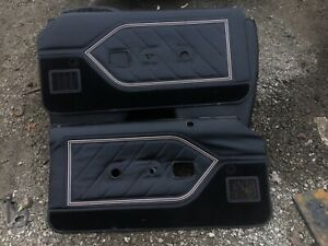 Car Truck Interior Door Panels Parts For Amc For Sale Ebay