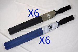 KUD 58 inch Arc Canopy Folding Golf Umbrella with oversize coverage