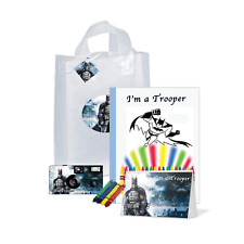 I'm a Trooper Gift Bag-Batman-Single use Camera/kid camera/child(Pkg114)