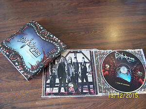 Blitzkrieg - A Time Of Changes - 3Oth Anniversary Ltd Edition [in slip case CD]