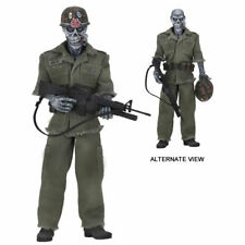 NECA S.O.D. Sgt. D 8 inch clothed figure Stormtroopers of Death ANTHRAX NEW