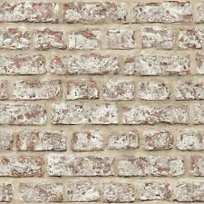 Arthouse RUSTIC modello di mattoni Dipinto Muro Di Pietra Effetto Carta Da Parati 889604