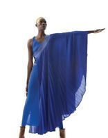 new RRP $250 ALISTAIR TRUNG COBALT MAXI TANK DRESS