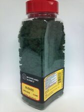 Woodland Scenics Bushes - Clump Foliage Dark Green Shaker Diorama FC1647
