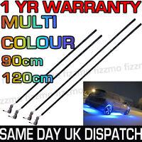 LED UnderCar Under Car Lighting Light Neon Remote Multi Colour RGB 90cm 120cm