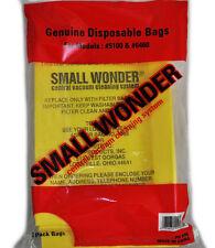 Vacuflo Small Wonder RV Vacuum Cleaner Bags 07-2420-01