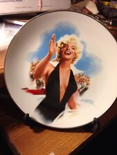 "The Magic Of Marilyn ""Stopping Traffic"" Collector Plate"
