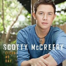 Clear As Day - Scotty McCreery CD