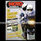 MOTO JOURNAL N°813 SUZUKI GSX 1100 F YAMAHA FJ 1200 125 DTR XV 535 GOIANIA 1987