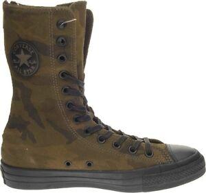 stivale donna CONVERSE ALL STAR CT XHI 546227C shoe boot woman  mimetico camo
