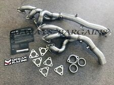 Megan Stainless Steel Header Exhaust Fits BMW M3 E46 00-06 MR-SSH-BE46M3