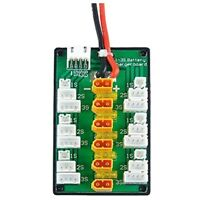 XT30 Parallel Charging Board for 1S 2S 3S LiPo Batteries C8H6 W6T4