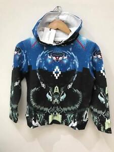 Brand new MARCEL BURLON kids of milan hooded sweatshirt rrp£250  size medium /A8