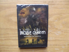 Invisible Children: Discover the Unseen (DVD, 2006) New