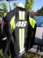 neuf blouson été XXXL veste jacket DAINESE VALENTINO ROSSI vr 46 Cordura MOTO