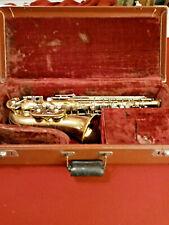 Vintage Lyceum Saxophone