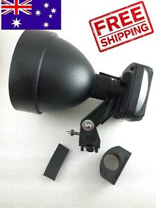 Rechargeable Cree LED Scope Mounted Spot Light, Handheld Hunting Spotlights