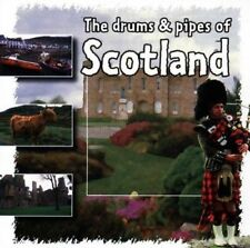 The Drums and Pipes of Scotland  - The Gordon Highlanders - CD
