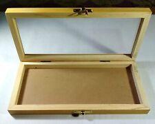 GEMSTONE Diamond Display Storage wooden box Jewelry