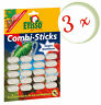 Savings Set: 3 x Frunol Delicia Etisso Combi-Sticks, 20 Piece