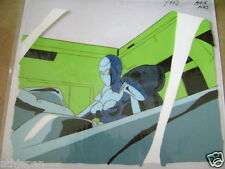 SPACE COBRA ARMAROID LADY BUICHI TERASAWA  ANIME PRODUCTION CEL 3