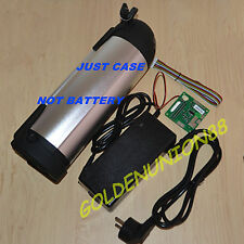 Al CASE +BMS+ 42V charger for 36V kettle bottle e-bike electric bicycle battery