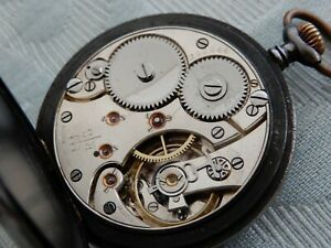 """High Grade Swiss Imported """"Rotherhams & Sons"""" pocket watch, from old collection"""